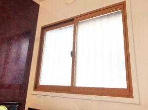 鹿児島市の内窓リフォーム施工事例|O様邸|YKK【プラマードU】樹脂枠のペアガラスが保温⇒ヒートショック予防【リビングプラザ滝の神】鹿児島市・リフォーム・塗装・外構・造園