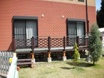 サンルームU邸1
