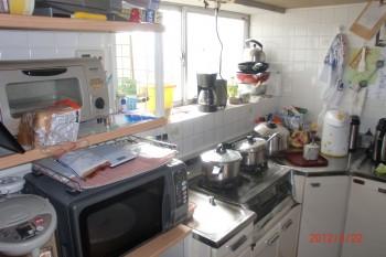 キッチン施工S邸1