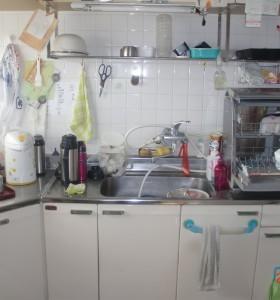 キッチン施工S邸3