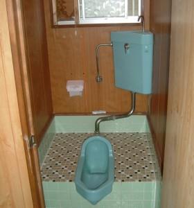 トイレ施工Y邸1