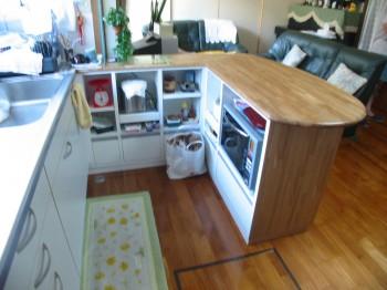 キッチン施工N邸3