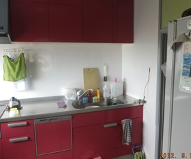 キッチン施工S邸4