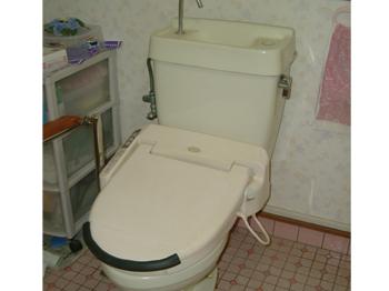 トイレ施工N邸1
