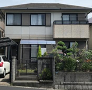 S様外壁塗装・施工前(田中)