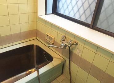 鹿児島市S様・松本・浴室前