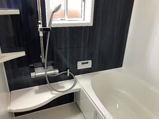 M様邸・浴室・後