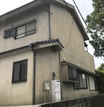 Y様邸塗装・前・松本