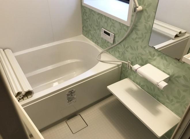 鹿児島市Y様・松本・浴室後