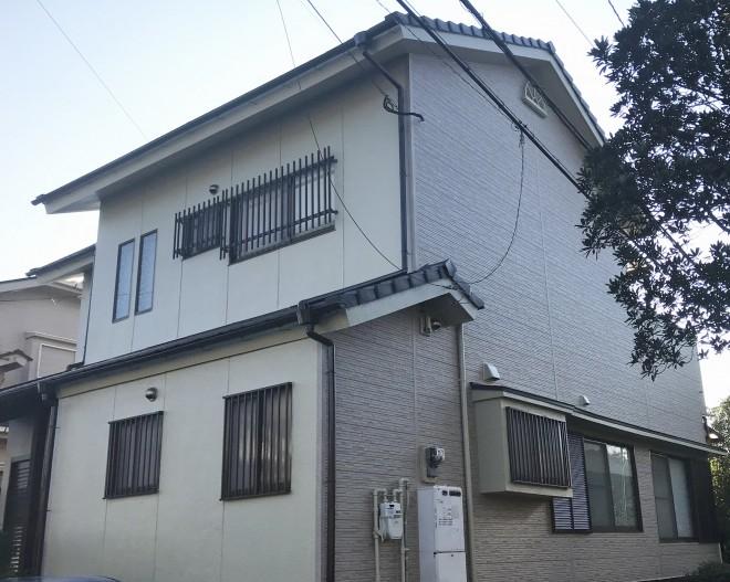 Y様邸塗装・後・松本